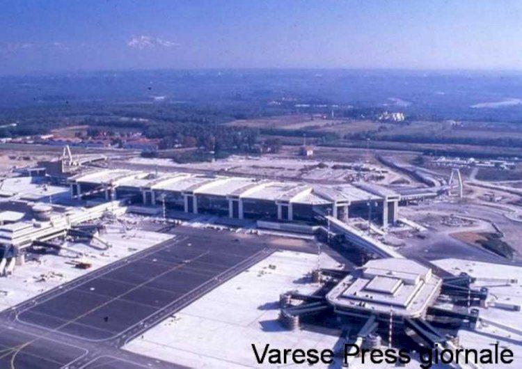 Terminal 2 e linea RFI del Sempione, collegamento finanziato  da Unione Europea