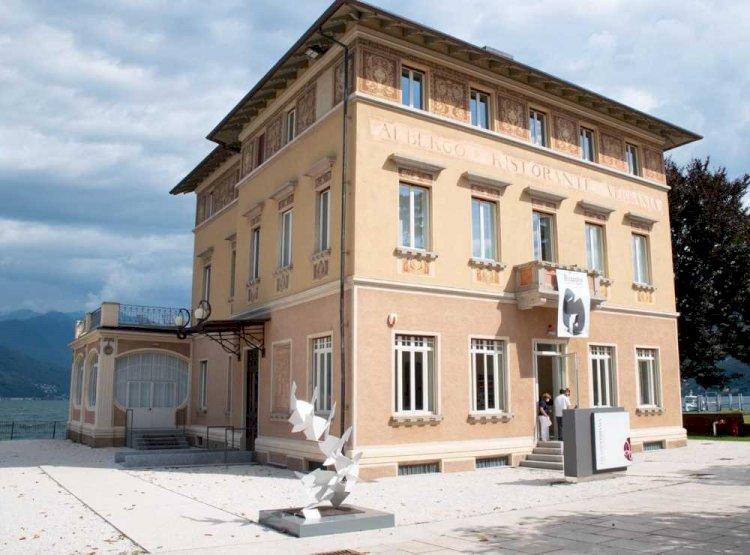 Angelo Bozzola, esposizione a Luino nel Palazzo Verbania