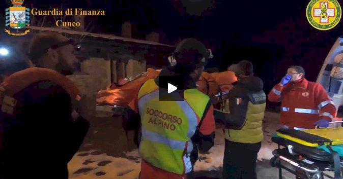 Guardia di Finanza (SAGF), ritrovata famiglia torinese
