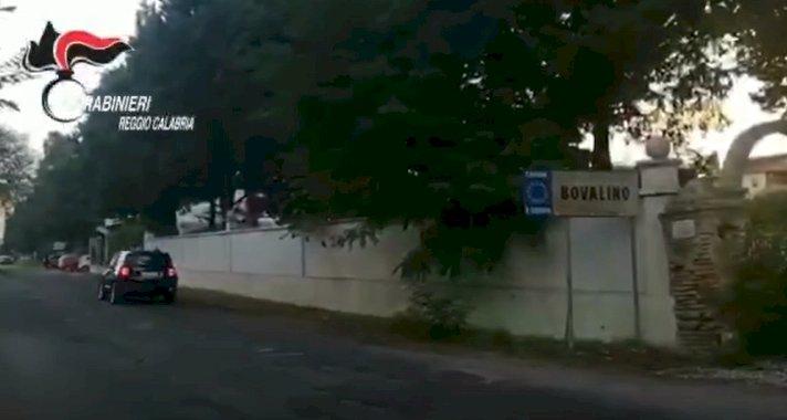 Ardore (RC) e Bovalino (RC),custodia cautelare per 23 soggetti