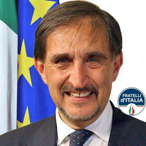 Luino, Ignazio La Russa sostiene Pellicini per Compagnoni sindaco