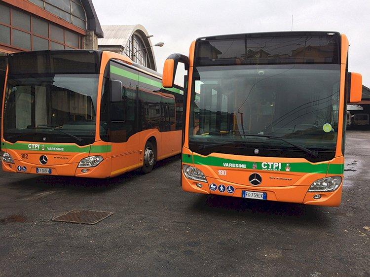 Como, servizi di trasporto per l'anno scolastico 2020 - 21