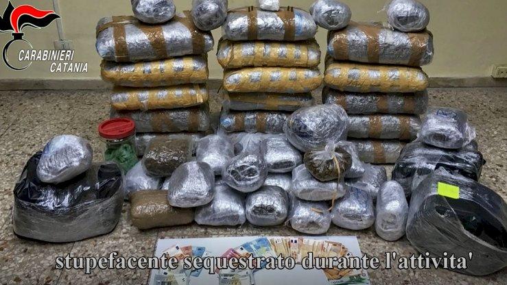 Catania. Operazione antimafia, nel mirino i fedeli collaboratori del clan Santapaola-Ercolano 21 arresti