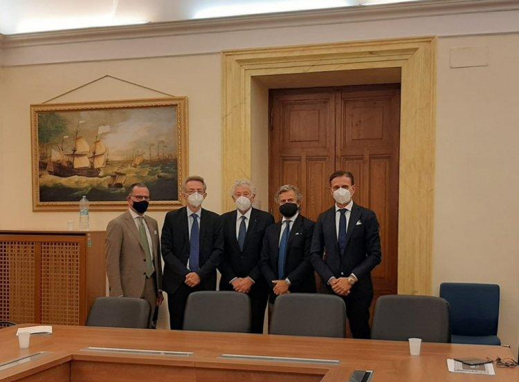 Roma, Il Ministro Manfredi dialoga con le Imprese