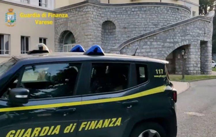 Operazione Never Dream, in Calabria, Lombardia, Puglia, Emilia Romagna