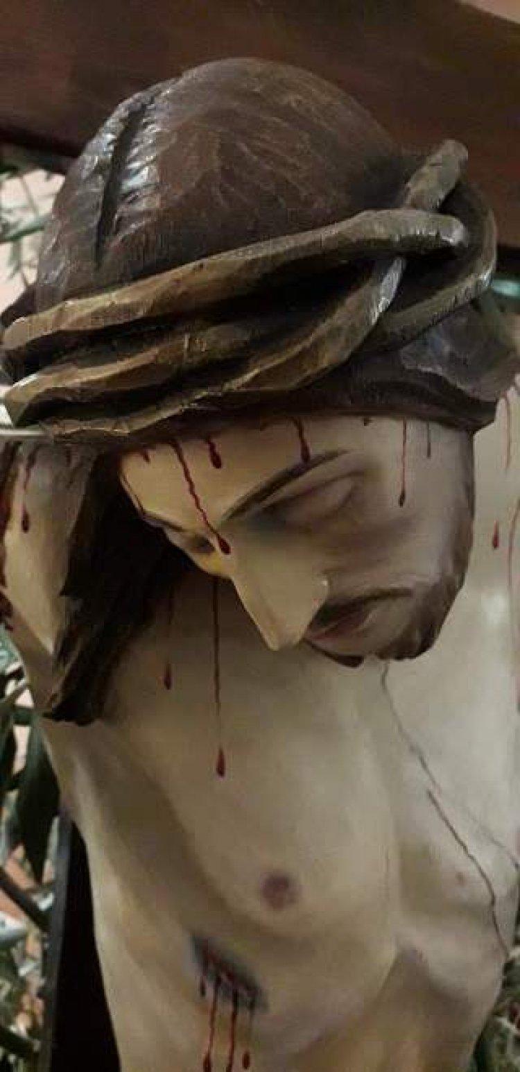 Trecate (NO): recita del Santo Rosario al cimitero