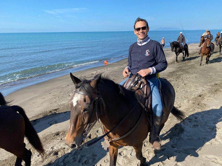 Viterbo, vacanze a cavallo