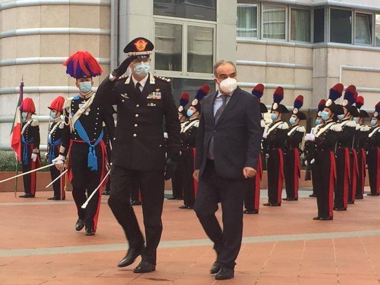 Carabinieri, allarme del Gen. Nistri: mancano 10 mila carabinieri
