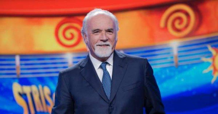 TV Antonio di Ricci Striscia la Notizia positivo al COVID-19, ricoverato