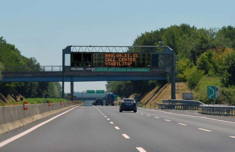 A8 - MI > VA. Malore in autostrada