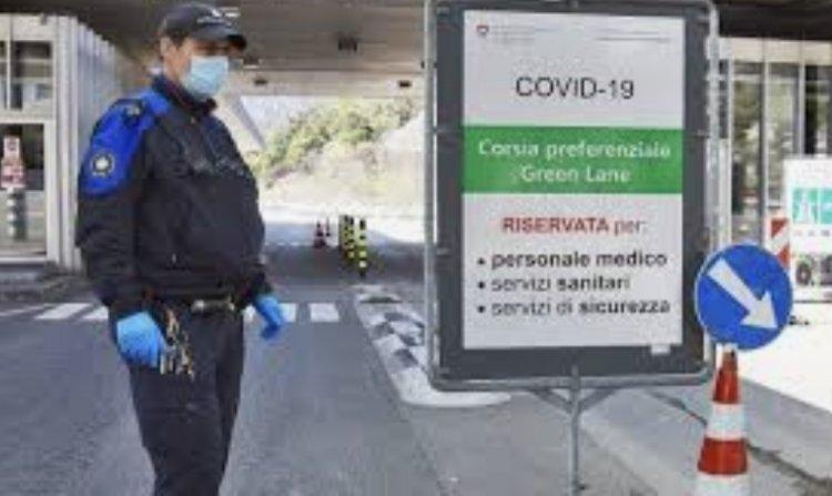 Montani (Lega Salvini): Cancellate le restrizioni,  territori di frontiera