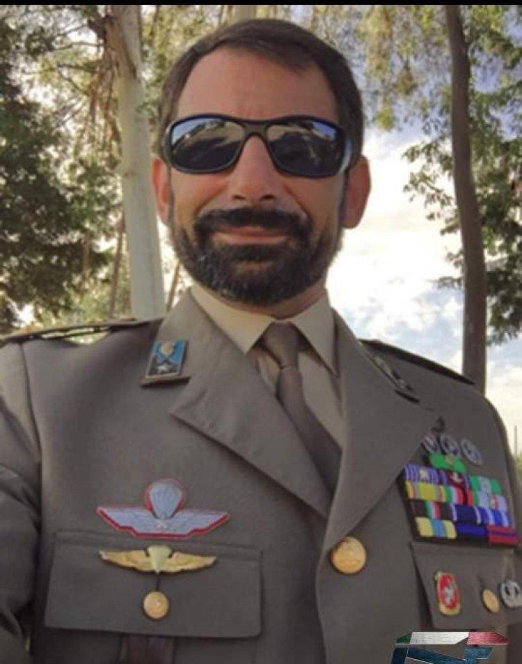 Ponsacco (PI) ci ha lasciato il Ten. Col. Santillo