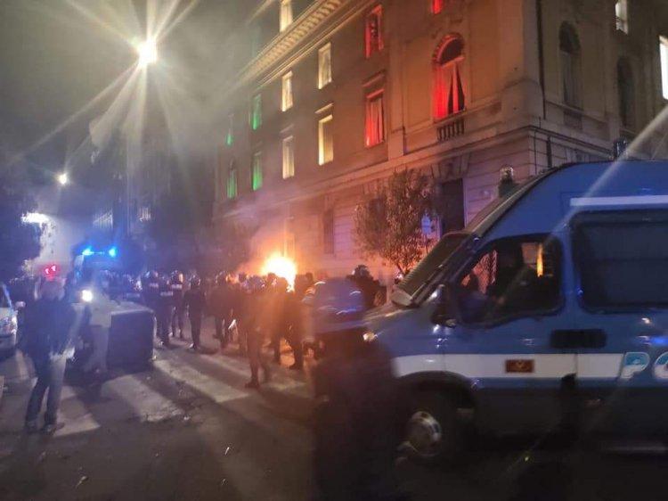 Roma: Conte uguale a Nerone!