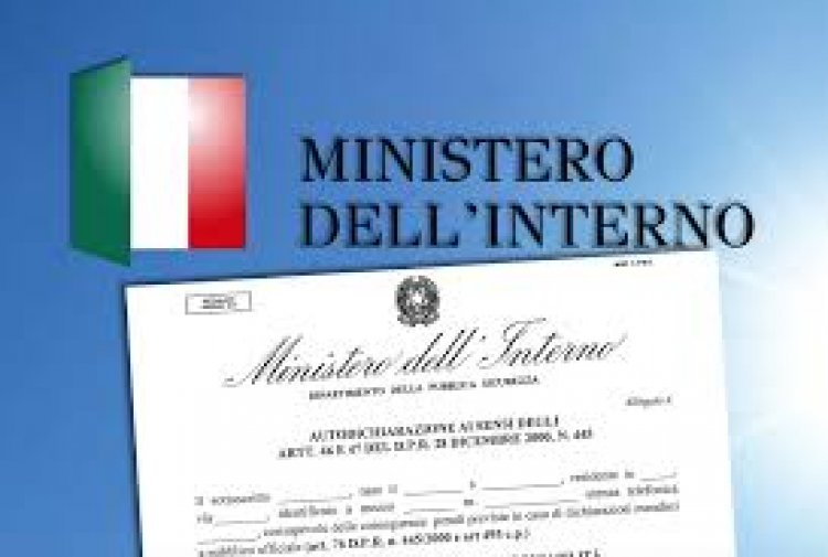 Ministero Interni, malfunzionamento segnalazione di ASNALI agricoltura