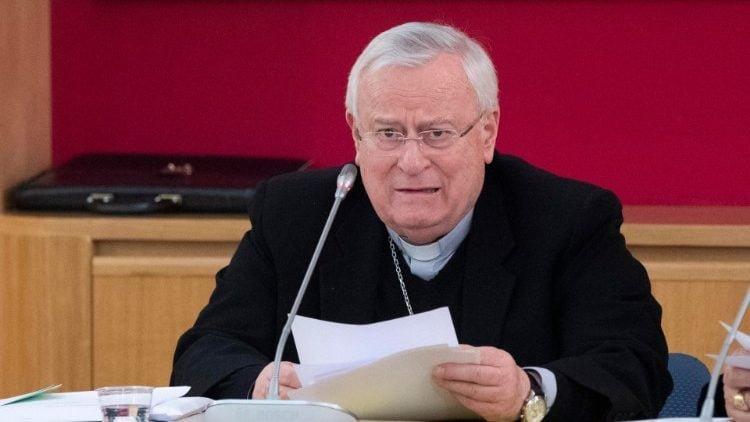 Perugia, grave il cardinal Gualtiero Bassetti