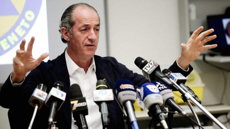 "Venezia: Luca Zaia ha annunciato l'arrivo di 5.000 test ""fai da te"""