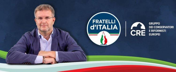 """Provincia, Fidanza (FdI): """"Congratulazioni ad Antonelli per risanamento"""