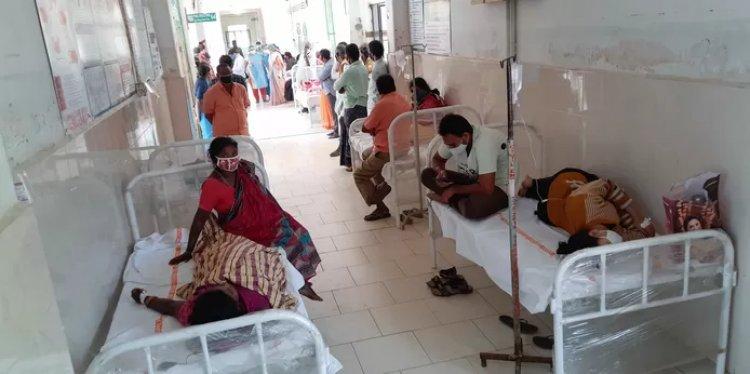 Un morto e quasi 400 persone in ospedale per una strana malattia, India