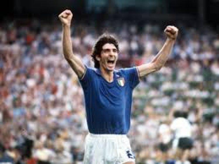Paolo Rossi, il famoso calciatore, è morto