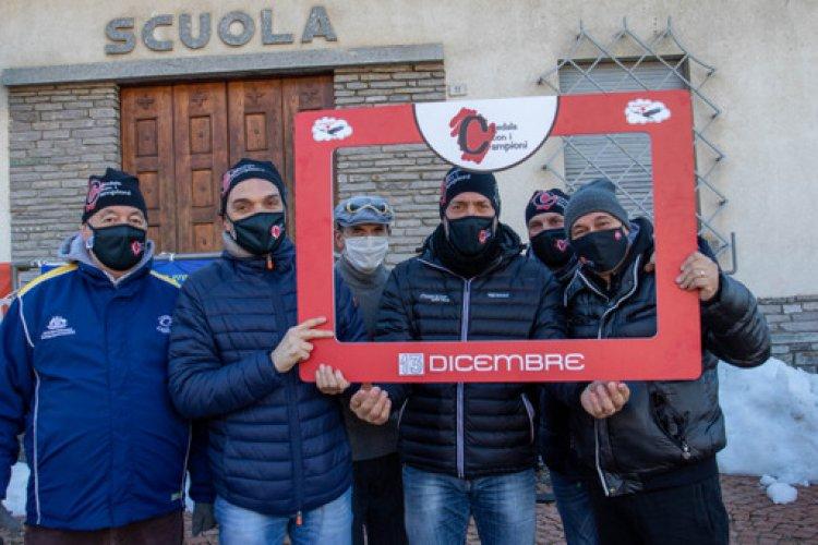 Brinzio (Varese) 500 gli iscritti alla ventunesima