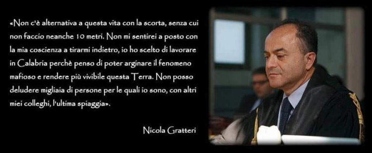 Nicola Gratteri, sequestro preventivo su ecomostro a Catanzaro