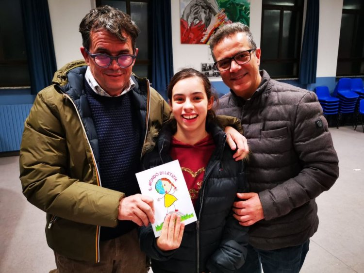 """Letizia Luise ha vinto il premio speciale """"Poesia giovani"""""""