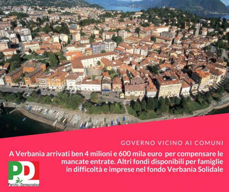 Verbania, Governo vicino ai comuni
