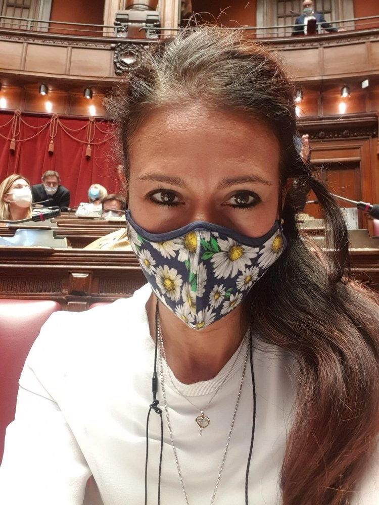 Malpensa, Giusy Versace: handling,  esigui stanziamenti statali