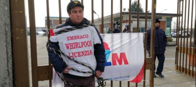 Torino, caso Embraco, intervenga il Governo prima possibile
