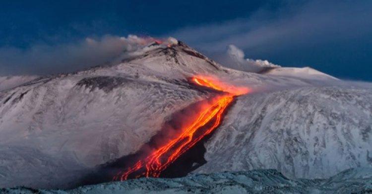 Etna, pure pericoloso, affascina