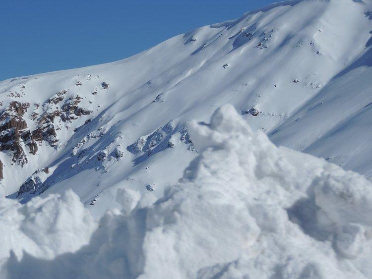 Brescia. Neve impietosa
