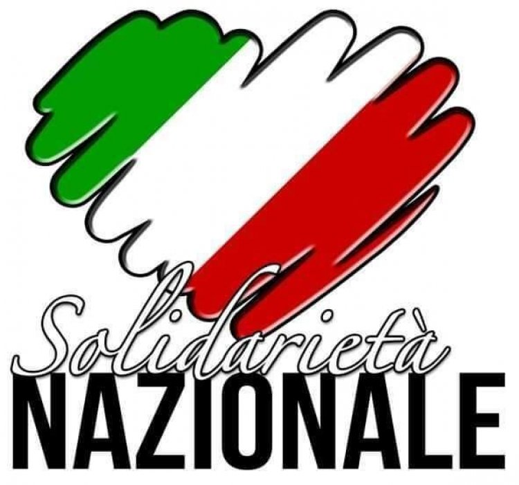 Solidarietà Nazionale diffidate dalle imitazioni