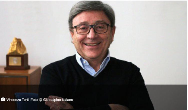 Montagna, la posizione di Vincenzo Torti, Club Alpino Italiano