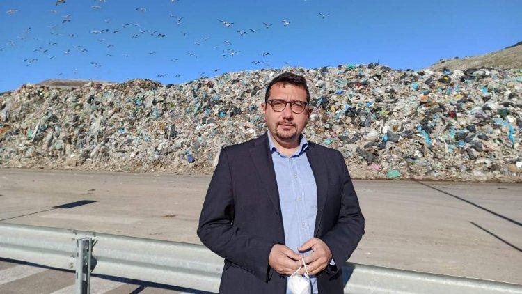 Gelarda(Lega)a bellolampo ancora 20 mila tonnellate di rifiuti