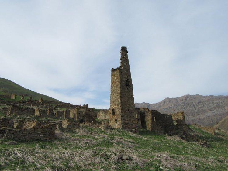 Cecenia, la città scomparsa di Khaibakh
