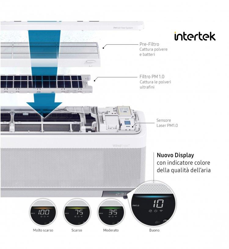 Samsung lancia WindFree Pure 1.0 per il raffrescamento di casa