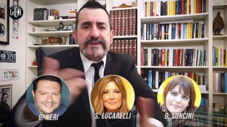 Selvaggia Lucarelli incastrata a Le Iene, ora contro Barbara D'Urso