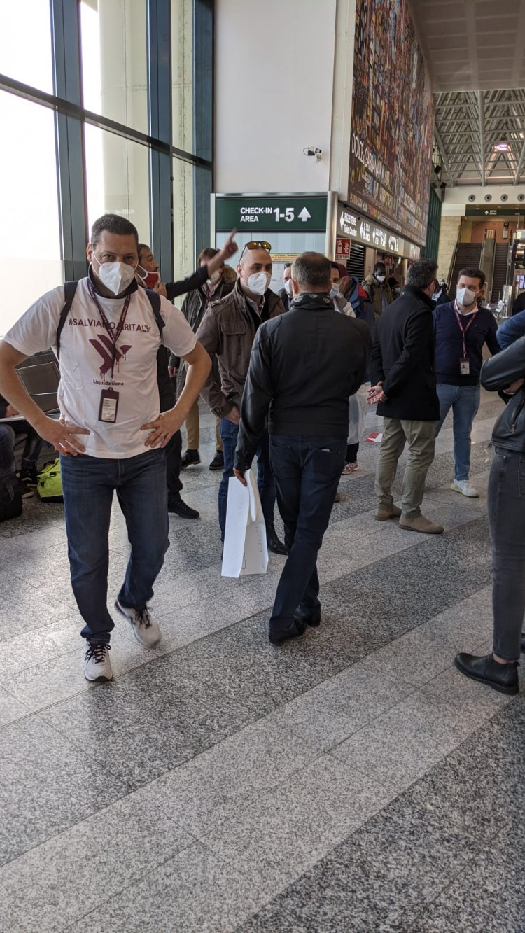Malpensa, proteste del Trasporto Aereo, Air Italy in particolare