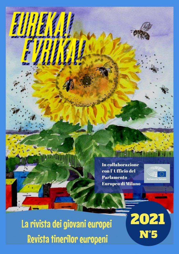 Italia-Moldova di Besozzo (VA), rivista Eureka da scaricare