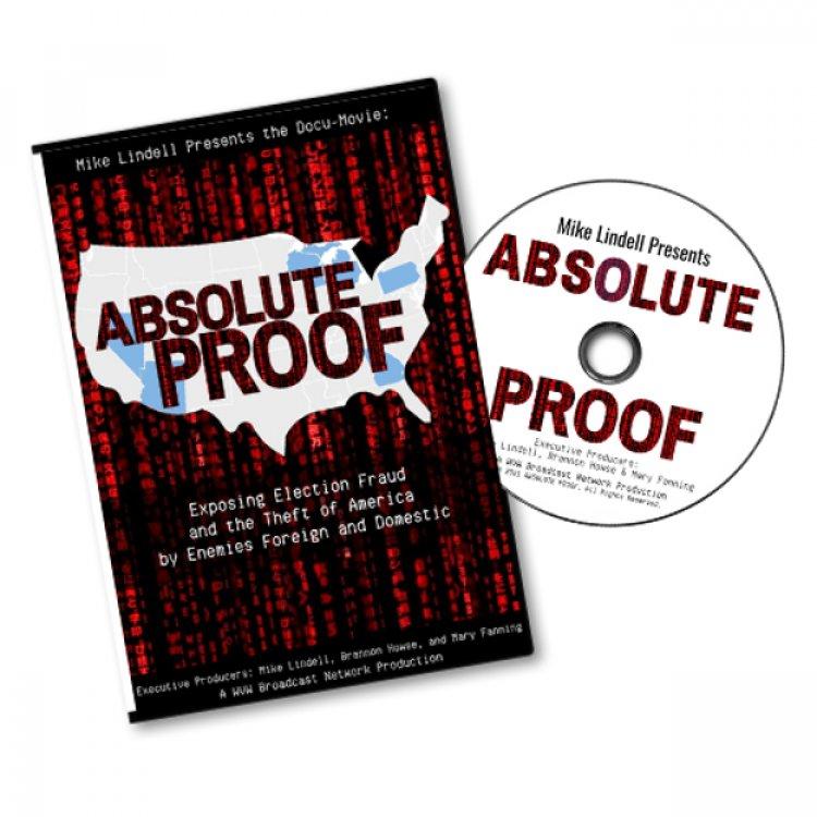 Esclusiva, film ABSOLUTE Proof sulle frodi elettorali, censurato in US