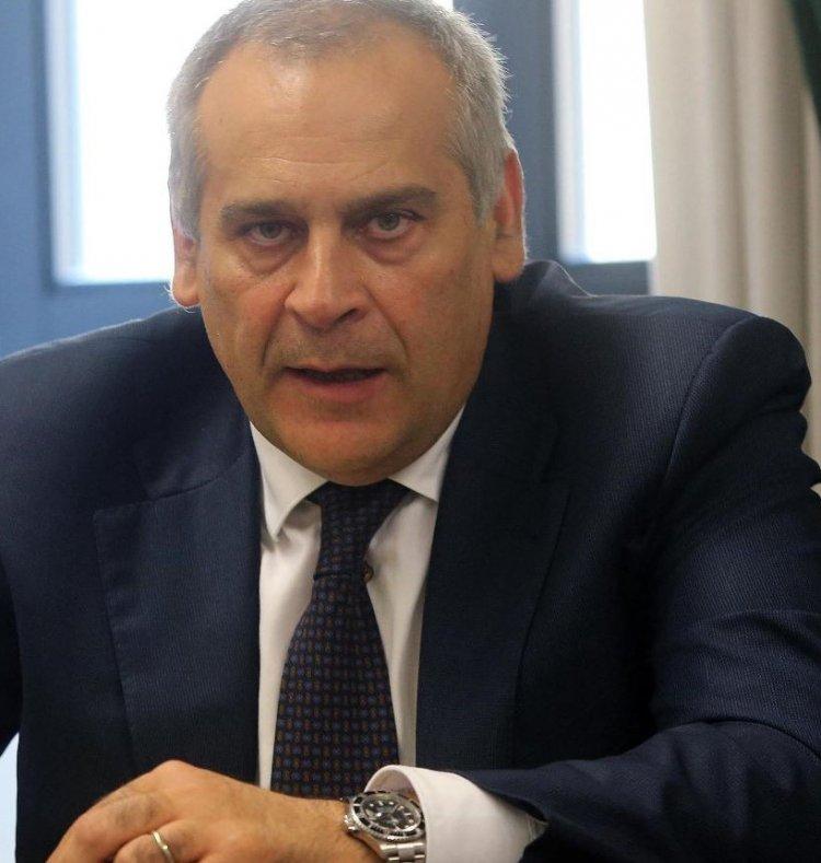 Lamberto Giannini,  a capo della Polizia, gli auguri di FSP Polizia