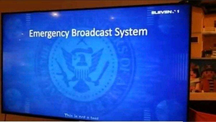 L'Emergency Alert System EAS attivato ieri in Polonia e in Belgio