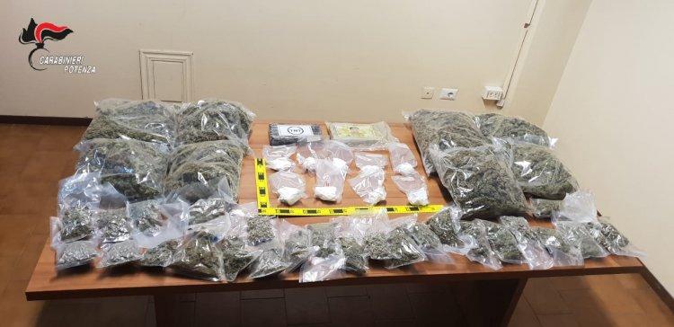 Pontenza, 12 perquisizioni personali e domiciliari, droga sequestrata