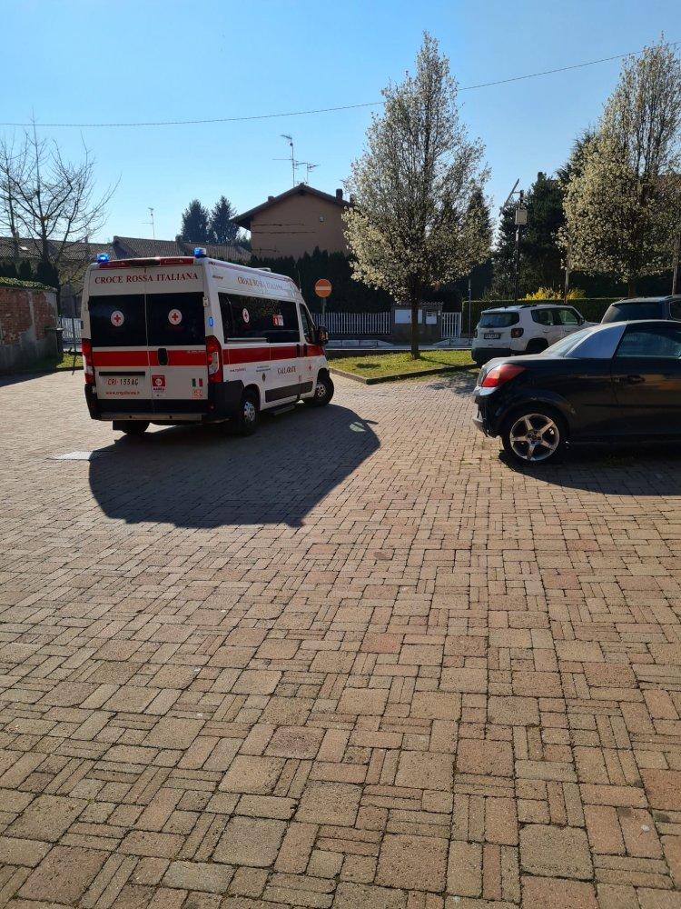 Turbigo (MI). Incidente stradale coinvolte tre persone.