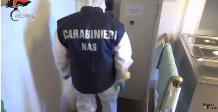 Carabinieri NAS, controllate 337 strutture per anziani