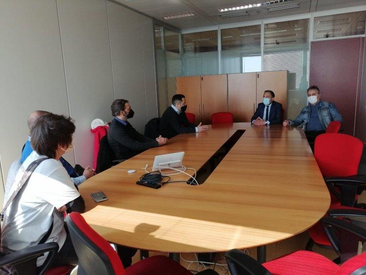Confael: S.Vartolo e Mario Clemente dal capogruppo Fratelli d'Italia Lucente