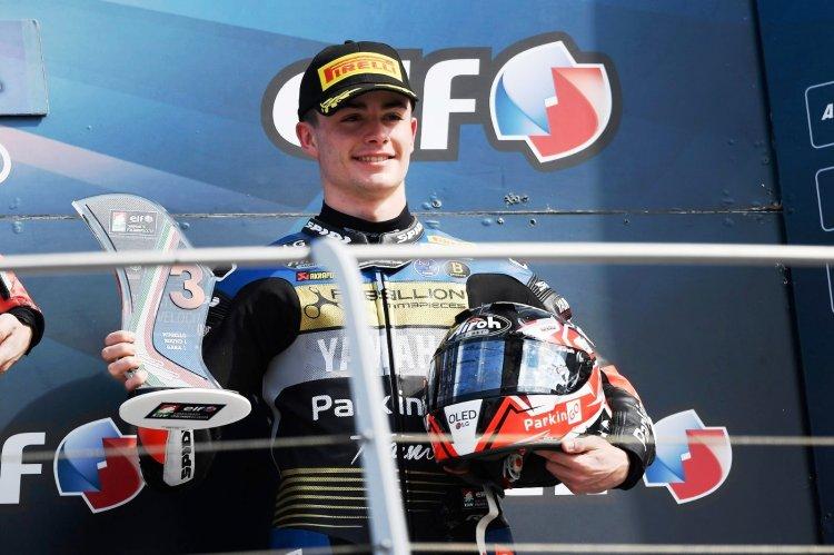 CIV Mugello SSP600: terzo posto per Manuel Gonzalez