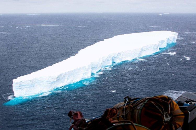 A68 era l'iceberg più grande del mondo e si è sciolto
