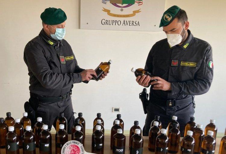 """Milano/Dogana: """"traffico di liquidi di contrabbando"""""""