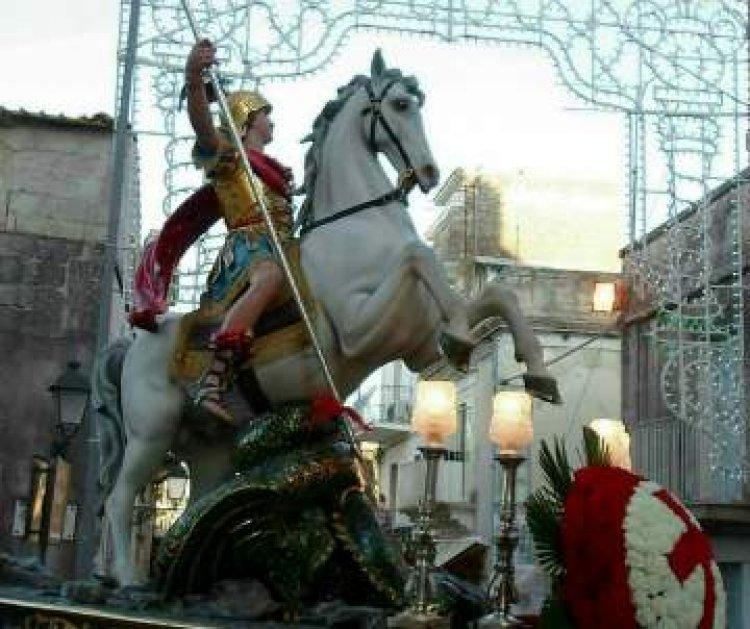 Ragusa, San Giorgio martire, si festeggia oggi